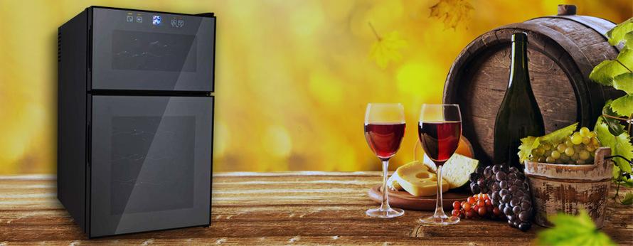 Chladnička na víno Guzzanti GZ 25