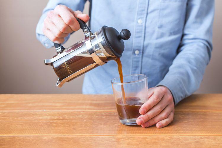 Jak vybrat French press kávovar