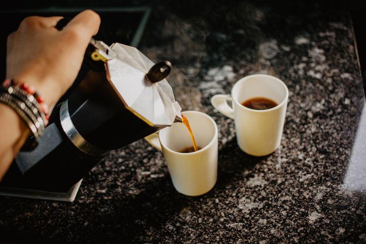 Moka káva