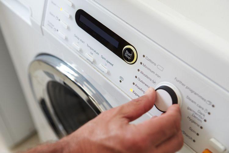 První parní pračka pochází z dílny společnosti LG