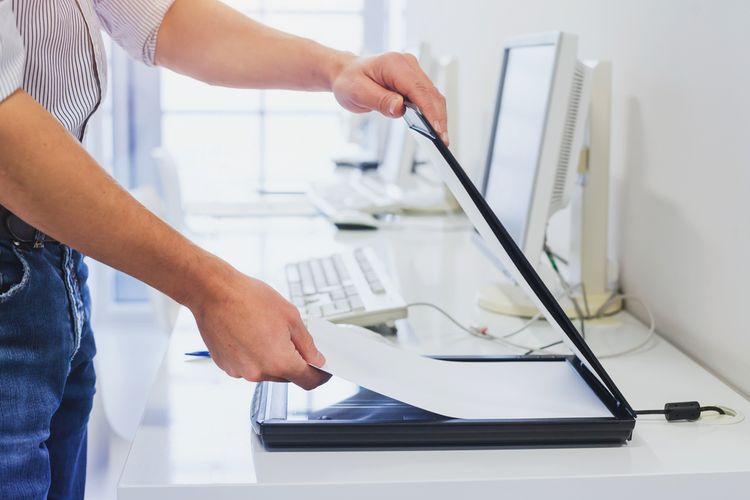 Jak vybrat skener na dokumenty či fotografie?