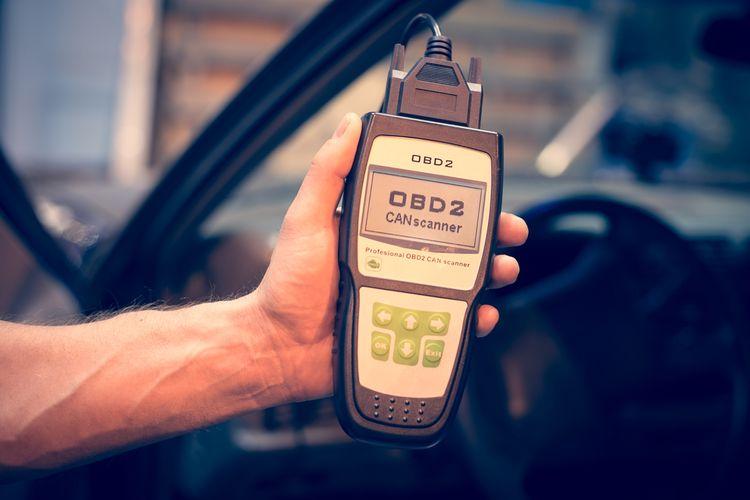 OBD II autodiagnostika– skenování auta