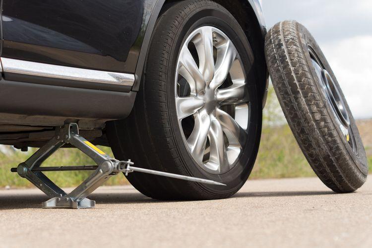 Mechanický zvedák na auto