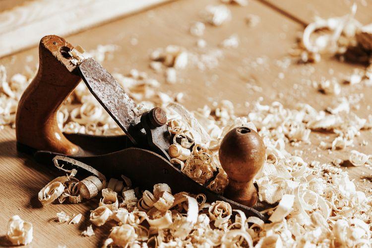 Ruční hoblík na dřevo
