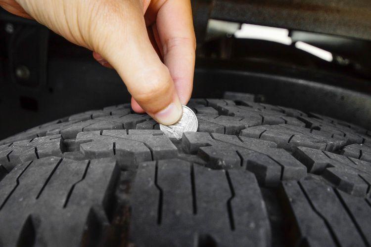 Hloubka dezénu pneumatiky