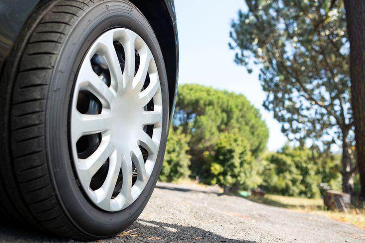 Letní pneumatiky na osobním autě