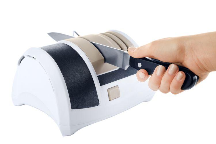 Elektrický brousek na nože