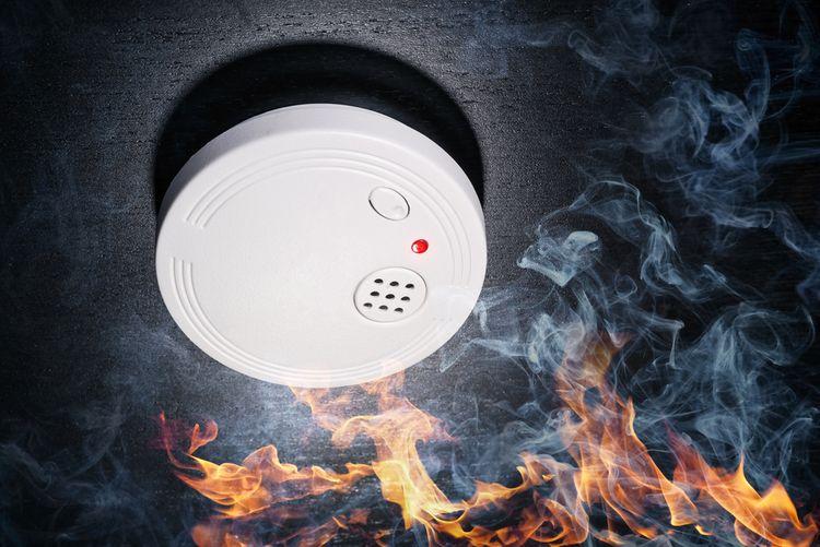 Jak vybrat detektor kouře