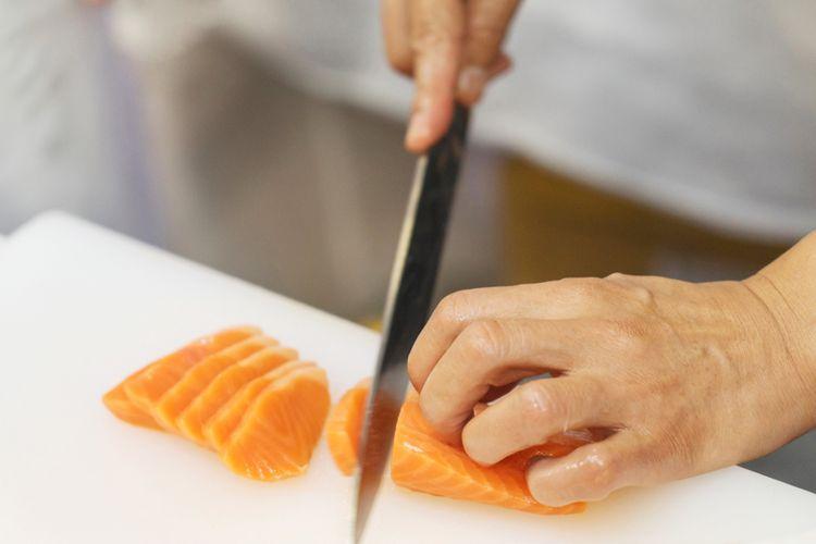 Čepel kuchyňského nože