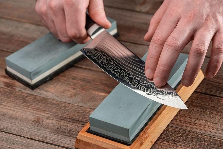 Japonský Gyuto nůž z oceli