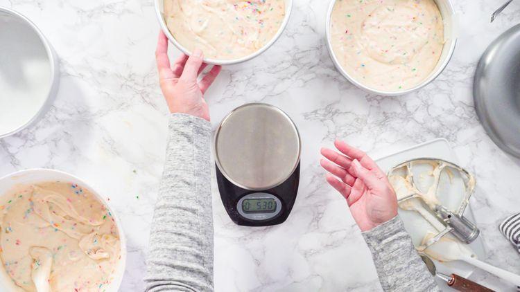 Malé kuchyňské váhy