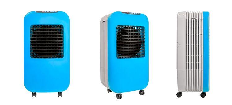 Funkce ochlazovačů vzduchu
