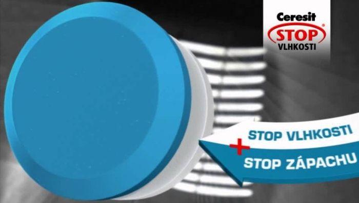 Odvlhčovač vzduchu Ceresit Stop vlhkosti Aero 360 °