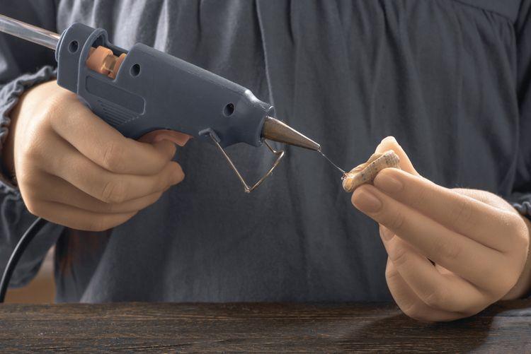 Lepící/tavná pistole pro děti
