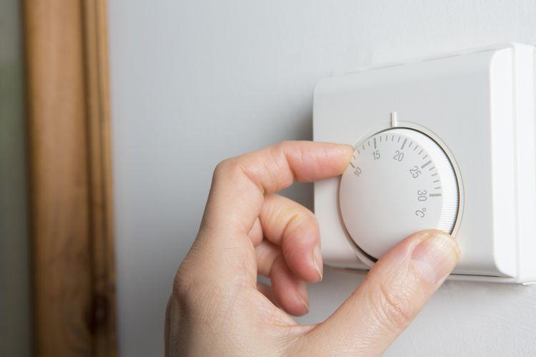 Termostat bez displeje