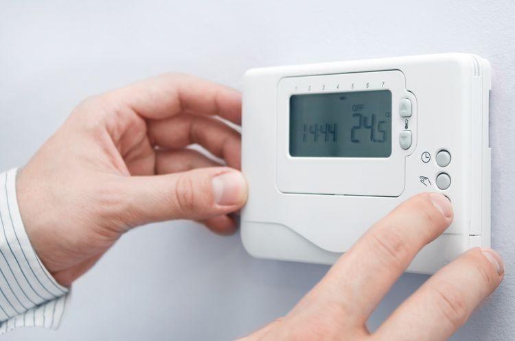 Odolnost termostatu