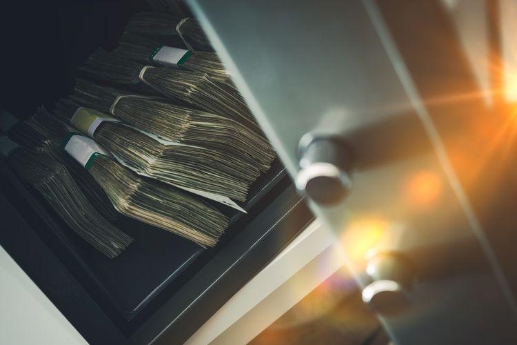 Trezor na peníze