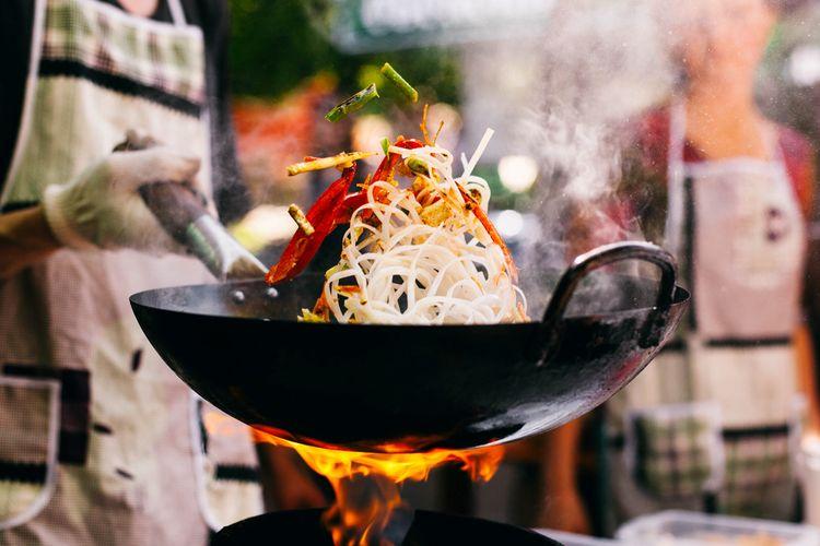 Jak vybrat wok pánev?
