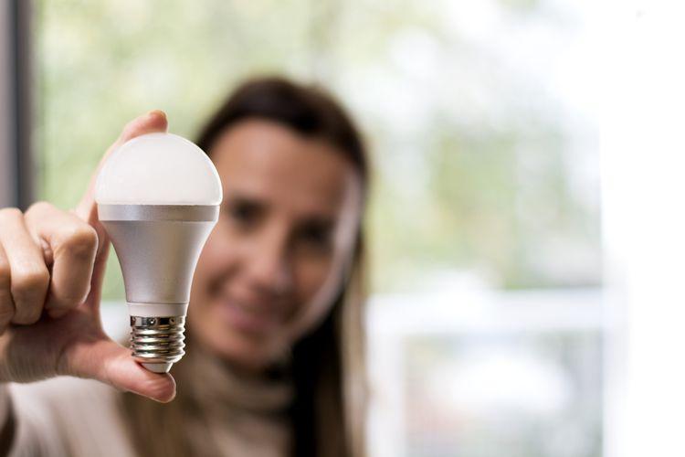 LED žárovka s E27 závitem