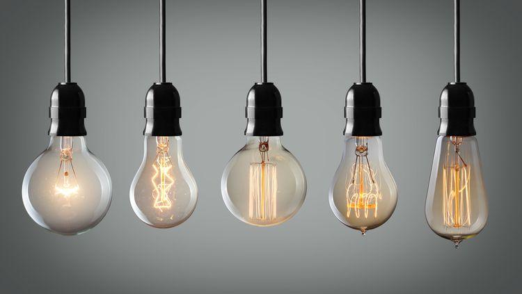 Svítivost klasických žárovek