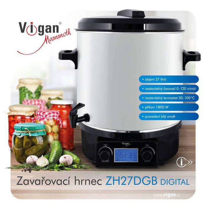 Zavařovací hrnec Vigan ZH 27