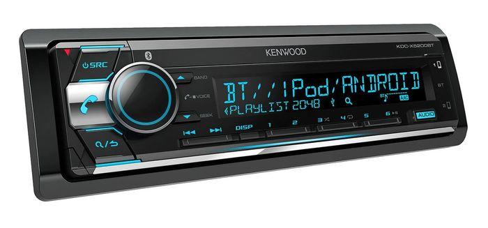 Autorádio Kenwood KDC-X5200BT recenze