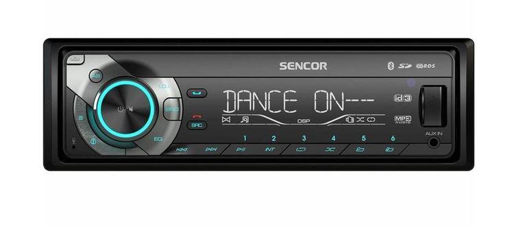 Sencor SCT 5051BMR recenze