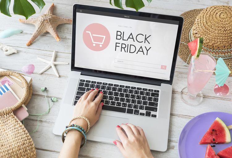 Nakupování na Černý pátek