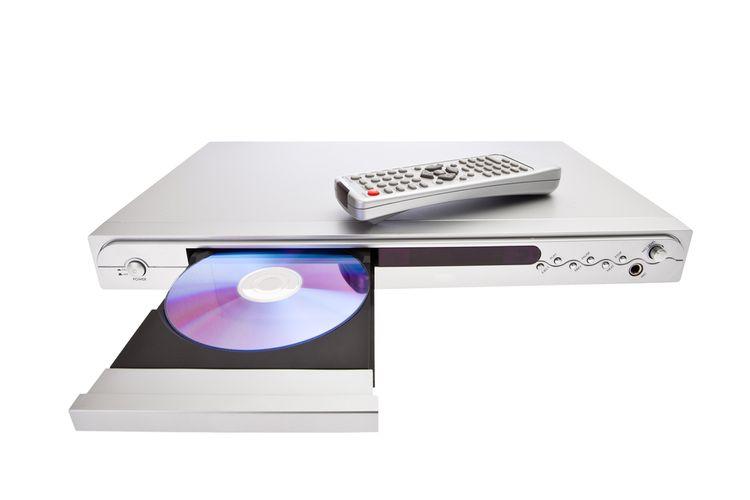 Blue-ray přehrávač přehraje i klasické DVD disky