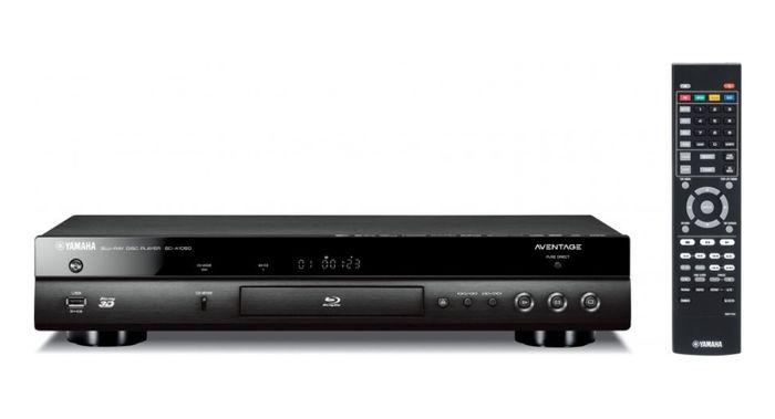 Blu-ray přehrávač Yamaha BD-A1060 příslušenství