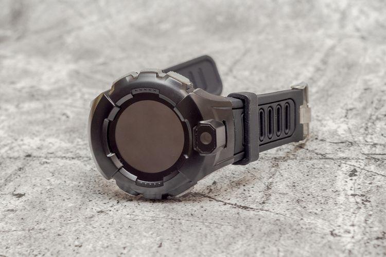 Odolnost dětských hodinek s GPS vůči vodě a prachu