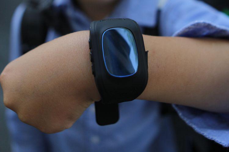 Dětské smart hodinky s GPS lokátorem