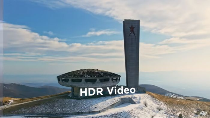 DJI Mavic Air 2 Fly More Combo HDR video