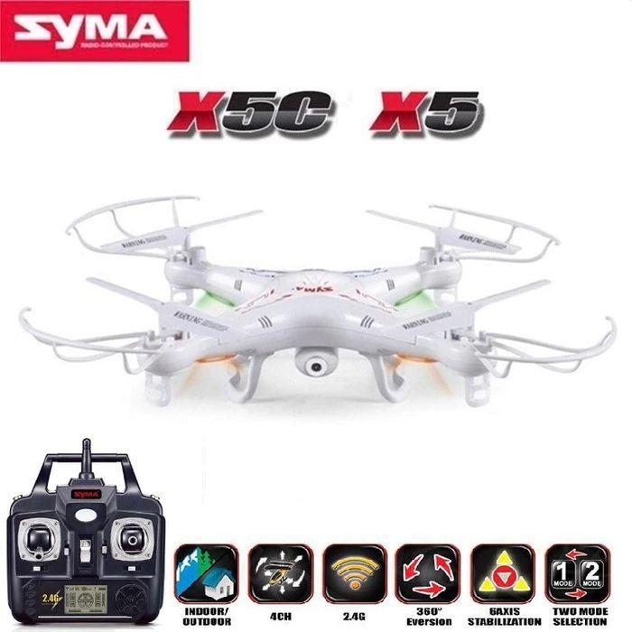 Dron Syma X5C parametry