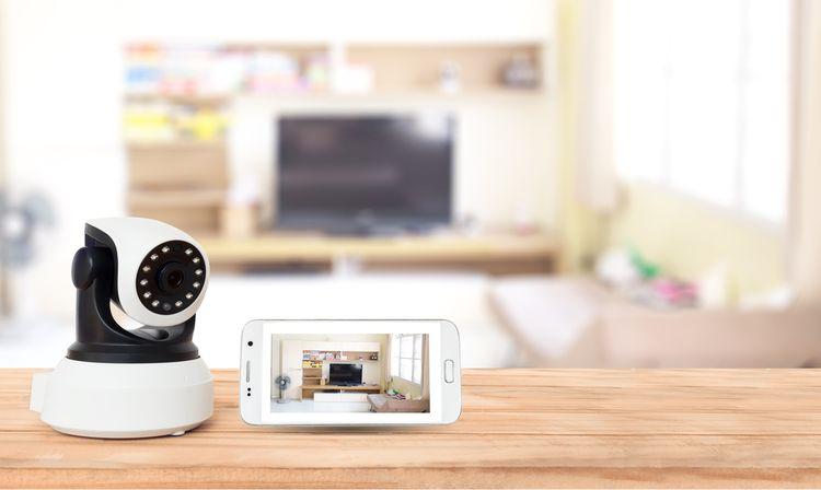 Rozlišení bezpečnostní IP kamery