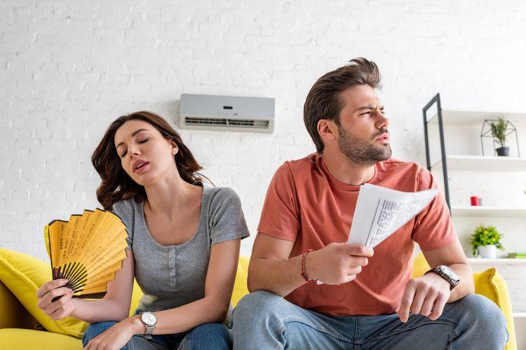 Jak zchladit vzduch v místnosti bez klimatizace?