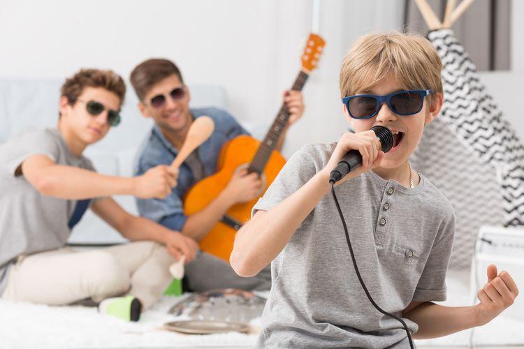 Karaoke set pro celou rodinu