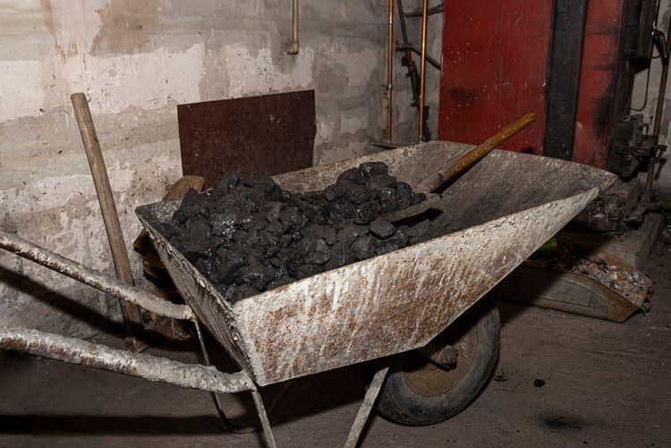 Kotel na uhlí