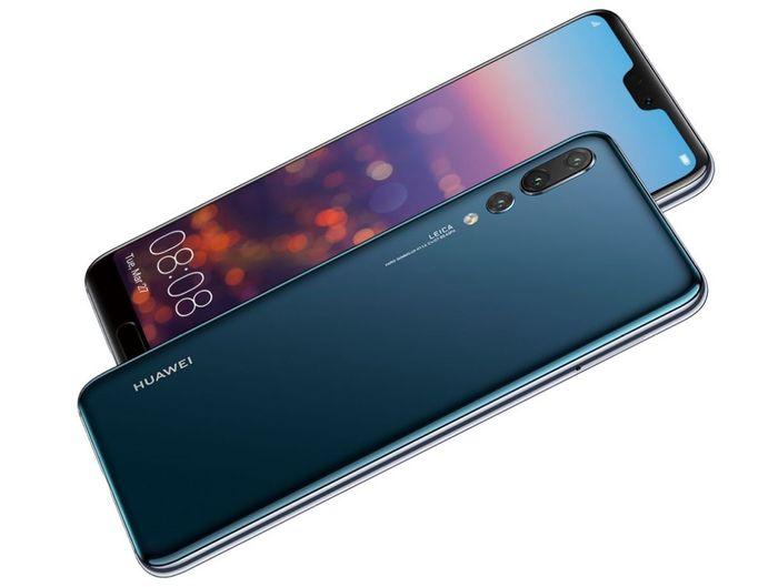 Huawei P20 Pro 6GB/128GB Dual SIM recenze