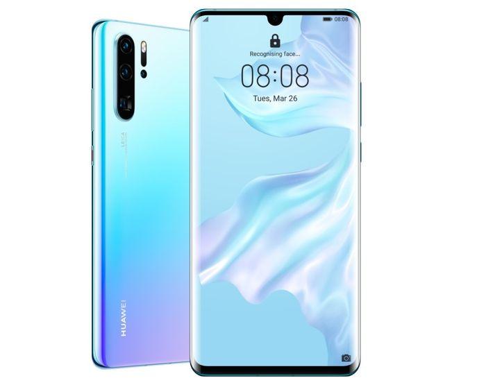 Huawei P30 Pro 8GB/256GB recenze