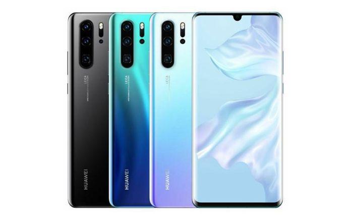 Huawei P30 Pro 8GB/256GB se prodává ve více barevných provedeních