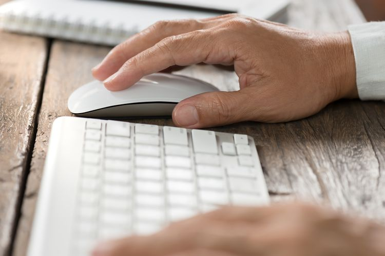 Počítačová myš Apple