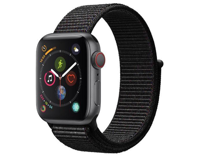 Sportovní hodinky Apple Watch Series 4 Nike+ 40 mm