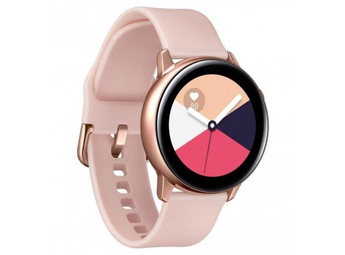 Inteligentní hodinky Samsung Galaxy Watch Active SM-R500 s dotykovým displejem