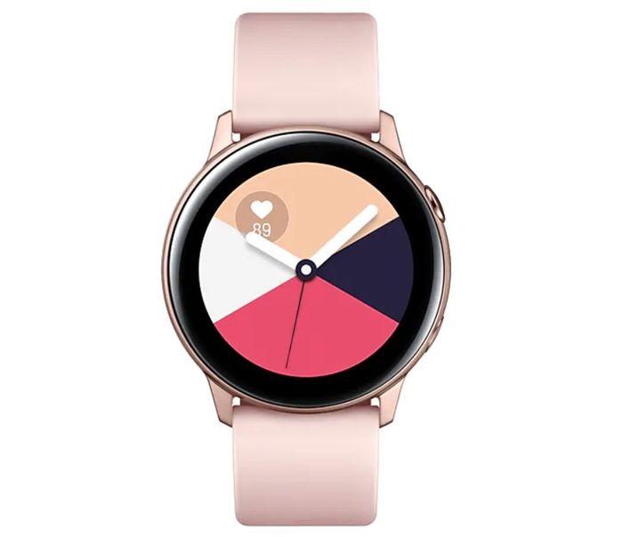 Samsung Galaxy Watch Active SM-R500 recenze