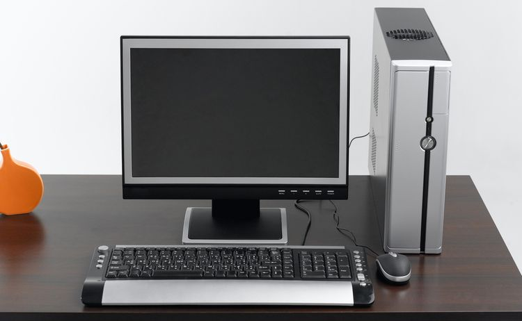 Mini PC/malý stolní počítač
