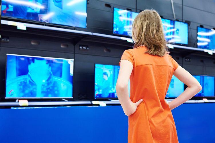 Rozlišení televizoru je jedním z důležitých parametrů výběru