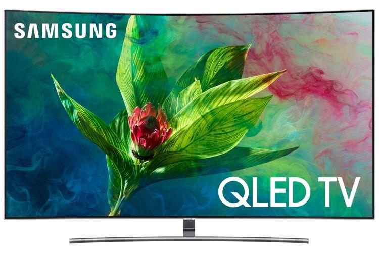 Samsung TV vítěz Test magazínu