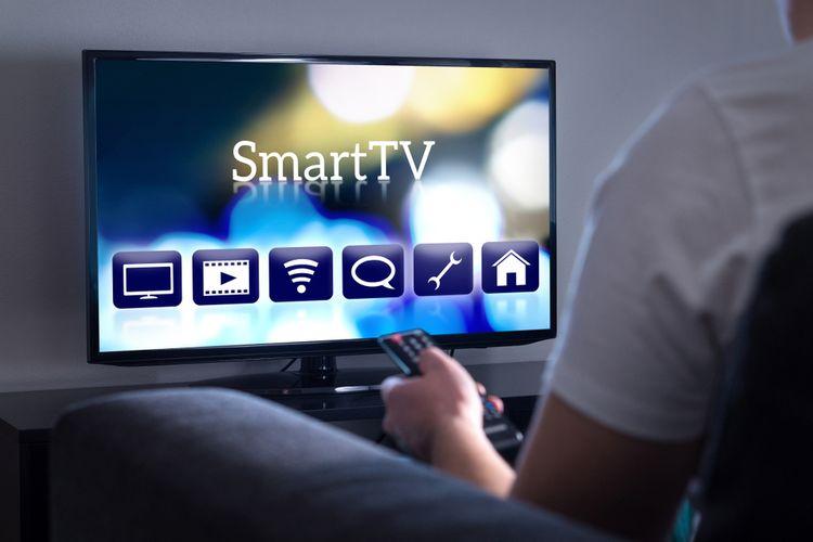 Ovládání Smart TV