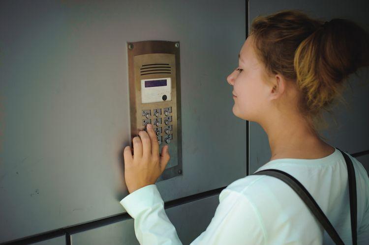 Analogový videotelefon